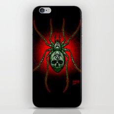 Arachnazrael iPhone & iPod Skin