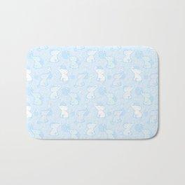 Bubbly Baby Elephant Bath Mat