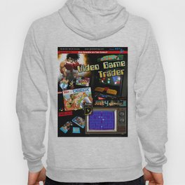 Video Game Trader #21 Cover Design  Hoody