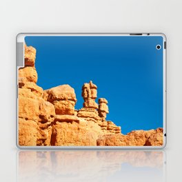 The Totem Heads of Red Canyon Laptop & iPad Skin