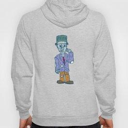 Frankenstein Monster Standing Cartoon Hoody