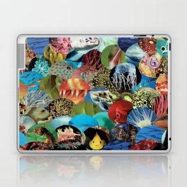 Collage - Feeling Fishy Laptop & iPad Skin