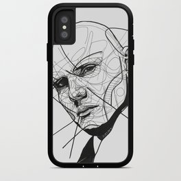 Billy Corgan iPhone Case