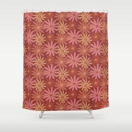 Daiseez-Canyon Colors Shower Curtain