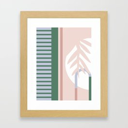 The Introduction Series #09 Framed Art Print