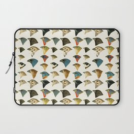 North American Birds Laptop Sleeve