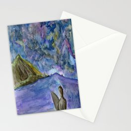 Starry Night Lineup at DiamondHead Stationery Cards
