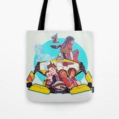 caravan fam Tote Bag