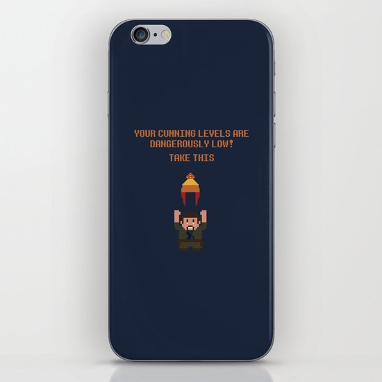 The Legend of Jayne iPhone & iPod Skin