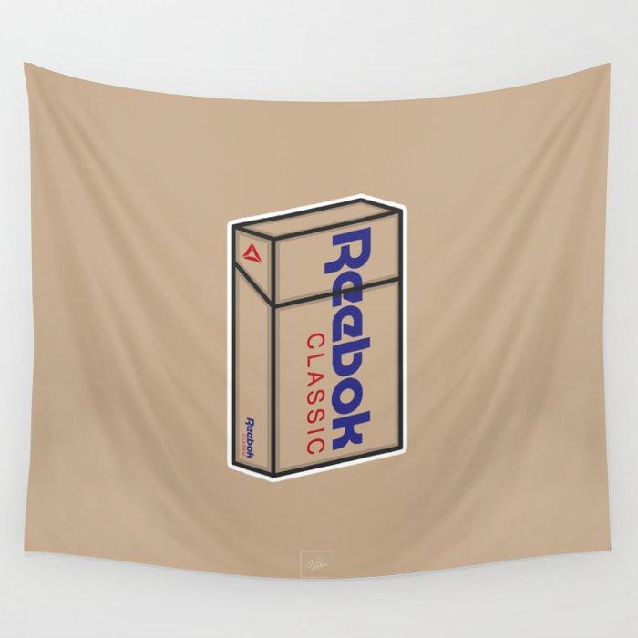 Smoke Box 1 Wall Tapestry