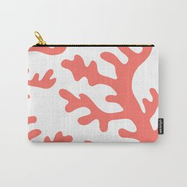 LIVING CORAL Carry-All Pouch
