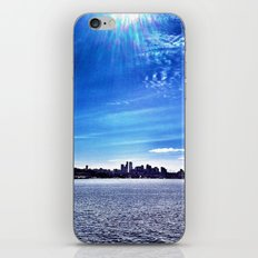 Seattle Lake Landscape iPhone & iPod Skin