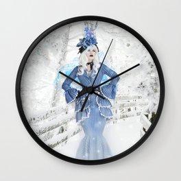 Topaze Wall Clock