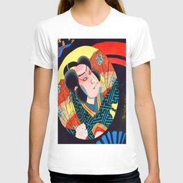 Utagawa Kuniyoshi Kabuki Actor T-shirt