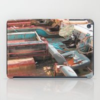jeep iPad Cases featuring Jeep by Mario Sa