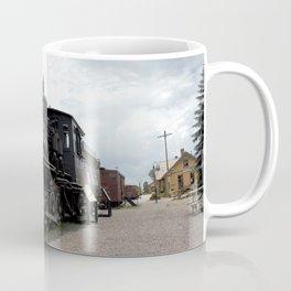 Train at Chama - The Denver & Rio Grande Western Coffee Mug