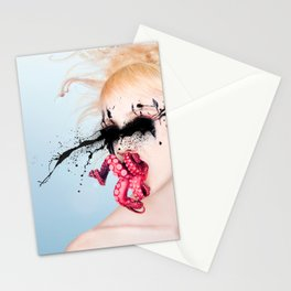 Of Ink And Aether Stationery Cards