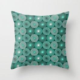 Geometrix 107 Throw Pillow