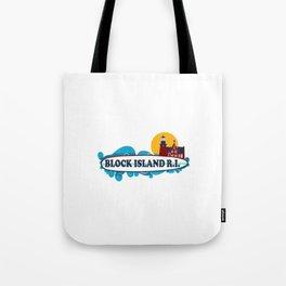 Block Island - Rhode Island. Tote Bag