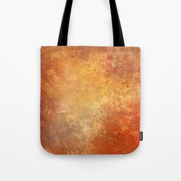 Color Abstract Tote Bag