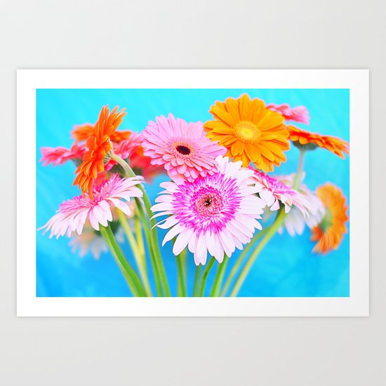 Be Happy... Art Print