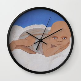 BabyJoy Wall Clock