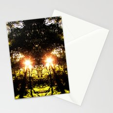 DMT Ferntree Forest Stationery Cards