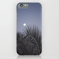 Moonrise over Los Angeles iPhone 6s Slim Case