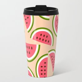 Watermelon pattern Travel Mug