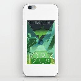 Starglider iPhone Skin