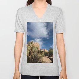 Desert Oasis Unisex V-Neck