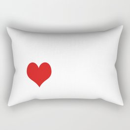 I never knew How much love My heart could hold till someone called me Grandma Rectangular Pillow
