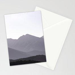 Rocky Mountain Sunset - Colorado Nature Photography Stationery Cards