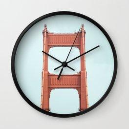 San Francisco CA Wall Clock