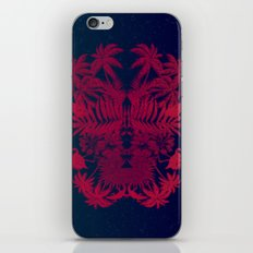 Tropical Rorschach iPhone & iPod Skin