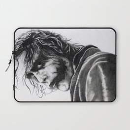 The joker - Heath Ledger Laptop Sleeve