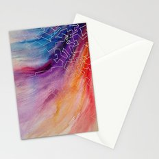 Rainbow Doodles Stationery Cards