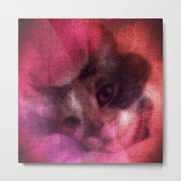 Rose Princess Metal Print