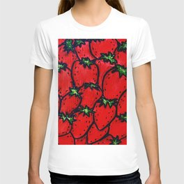 Strawberry jamboree T-shirt