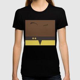 Tuvok - Star Trek Voyager VOY - Minimalist startrek Trektangle Trektangles Maquis - Delta Quadrant T-shirt