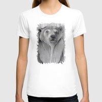 teddy bear T-shirts featuring Teddy Bear by Puddingshades