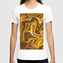 ABSTRACT LIQUIDS XI T-shirt