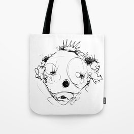 Clowns in Crowns #4 Tote Bag