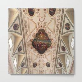 St Louis Ceiling Metal Print