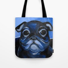 BAGEL EYES Tote Bag