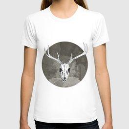 Stag Skull T-shirt