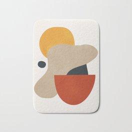 Abstract Art 11 Bath Mat