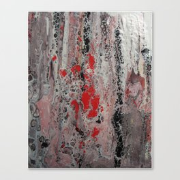 Scratching the Surface Canvas Print