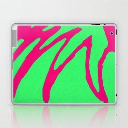 Green Pink Pattern Laptop & iPad Skin