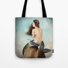the soul is full of longing Tote Bag